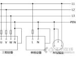 五张图让你识别低压配电系统IT、TT和TN的接地!