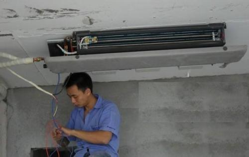 [江苏]扬州医院项目央空调安装工程方案