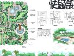 88套园林景观手绘快题设计方案(超全)