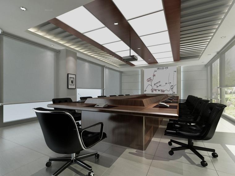 双流蛟龙港办公室装修设计