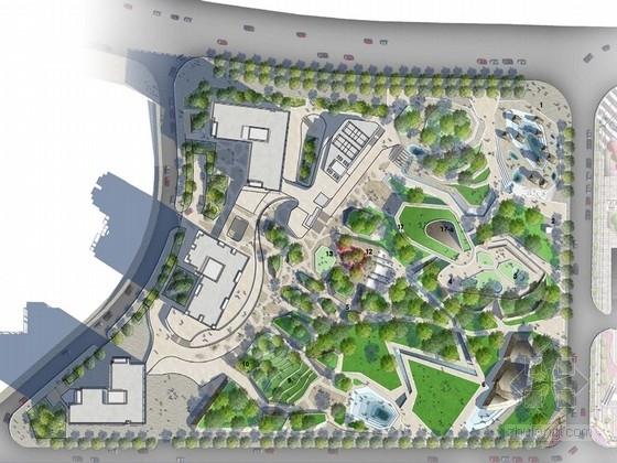 [重庆]喀斯特景观公园规划设计方案