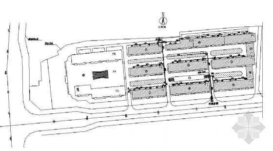 某小区室外管网施工图