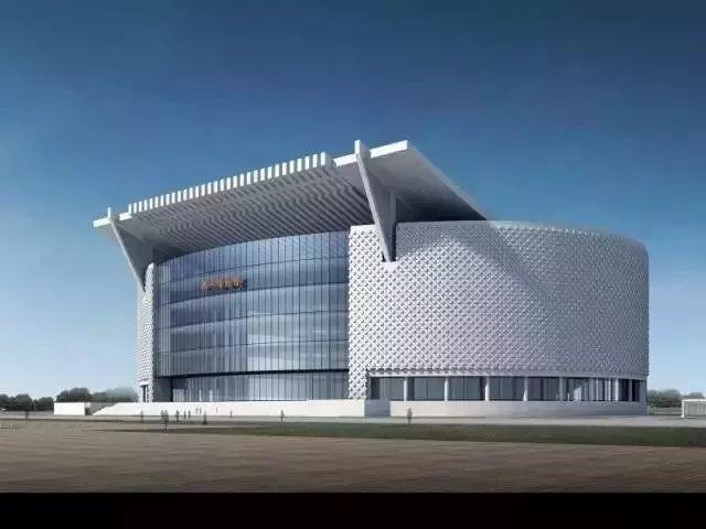 国内单体最大博物馆——郑州博物馆新馆钢结构工程完工