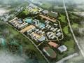 [湖北]现代风格职业高校规划设计方案文本(含详细CAD)
