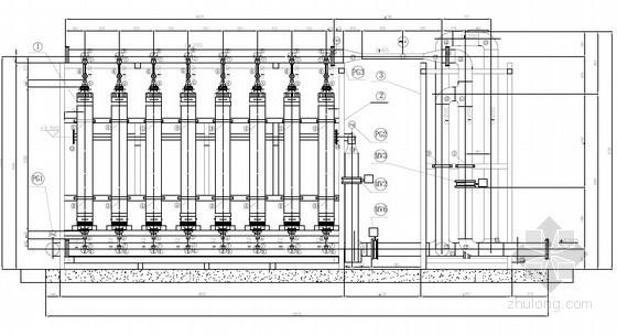 膜组件装配图