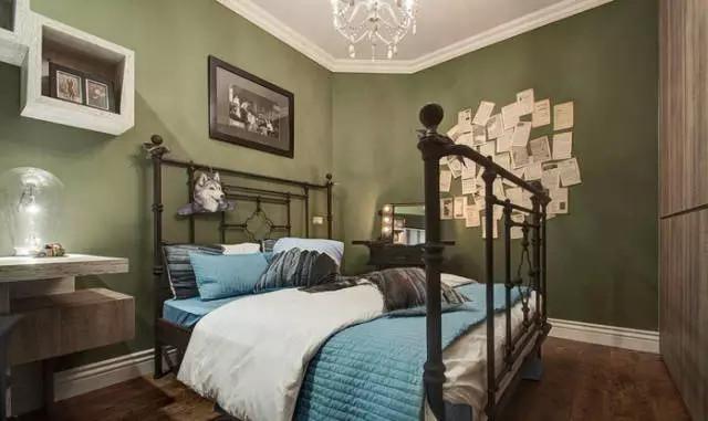 床头灯的搭配艺术,让你的房间化身设计师旅店!_11