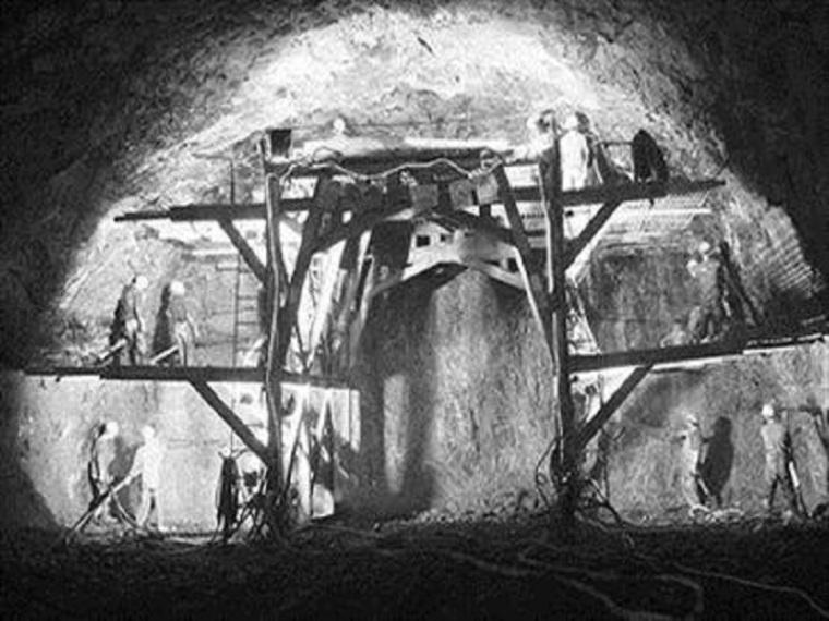 分离式隧道施工阶段风险评估报告