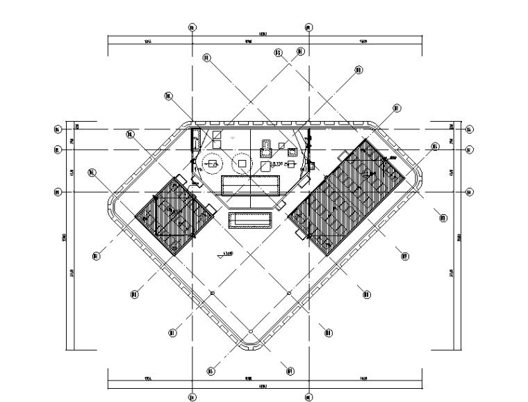 北京住宅及配套设施、商业金融项目电气施工图(照明、消防、动力)