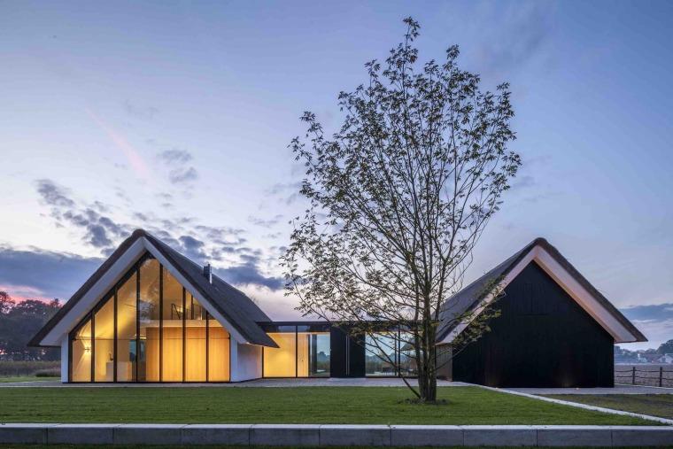 荷兰现代化乡村别墅-别墅建筑案例-筑龙建筑设计论坛