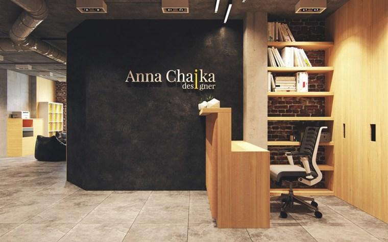 卷纸筒设计公司办公空间
