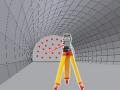 隧道测量时如何保证洞顶标高达到精度要求?