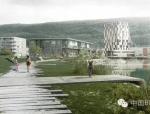 BIM案例│挪威摩埃拉那水岸竞赛胜出作品