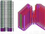 PKPM高层模型控制参数及调整