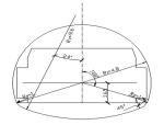 隧道设计衬砌计算范例(结构力学方法)
