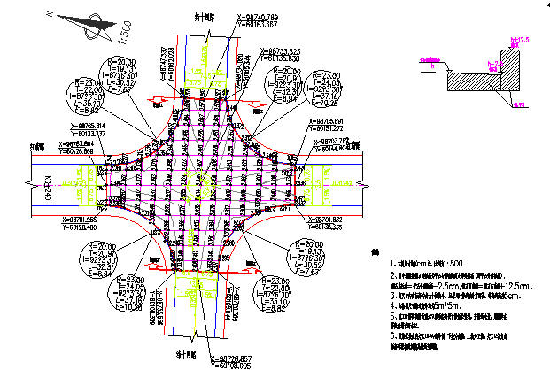 道路工程施工图纸(共133张)_3