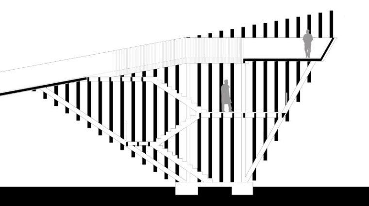 鹿特丹建筑师设计观鸟步道_7