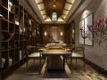 中式陶艺吧3D模型