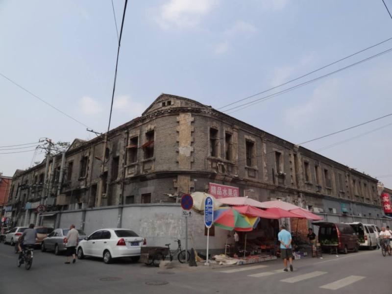 """北京""""最上?!钡慕ㄖ?,距今已有百余年,或將成為博物館_5"""
