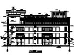 四层新中式风格大型商场全套图