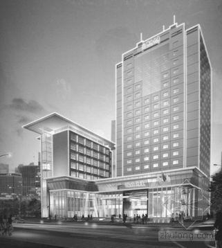 北京某高层综合楼装饰改造施工组织设计