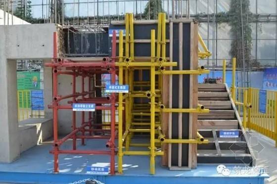 [天津]建筑工程国际广场项目施工现场标准化样板照片赏析