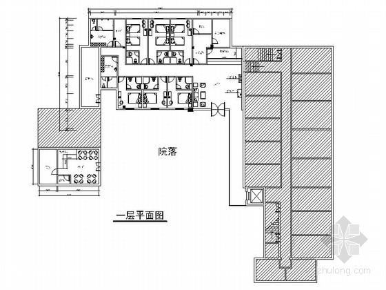 施工图项目位置:海南图纸格式:cad2000图纸张数:26张设计时间:2012