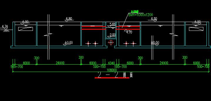 东莞市污水处理厂毕业设计(含计算书)