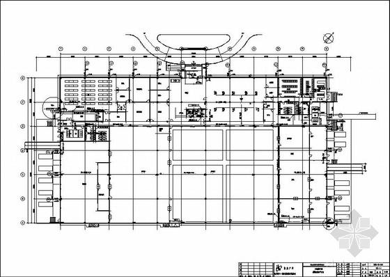 无锡某电子有限公司厂房及室外给排水图纸