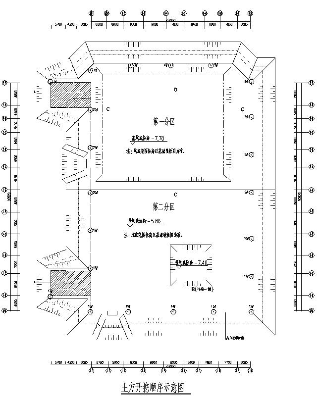 [福建]深基坑土方开挖支护及降水施工方案(附图丰富创优工程)