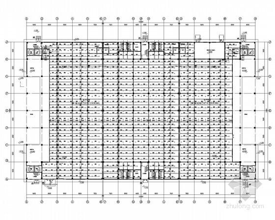 高层丙类厂房给排水施工图