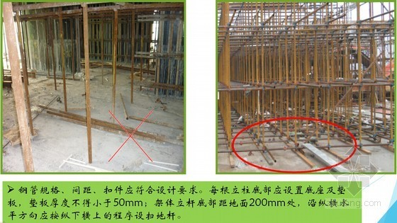 建筑工程高大模板施工安全管理及垮塌事故案例分析(附图较多)