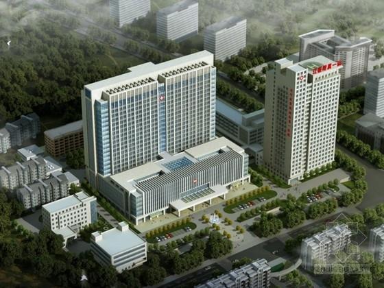 [辽宁]某附属医院门诊综合楼建筑方案文本