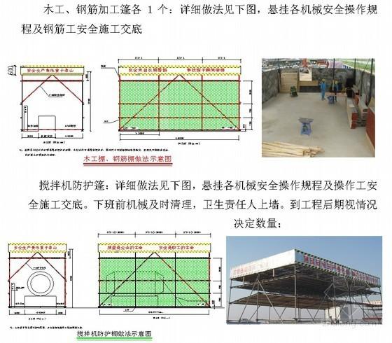[浙江]220kV变电所土建工程安全文明施工策划