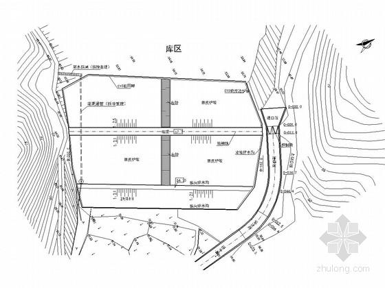 [江西]大坝除险加固工程施工图