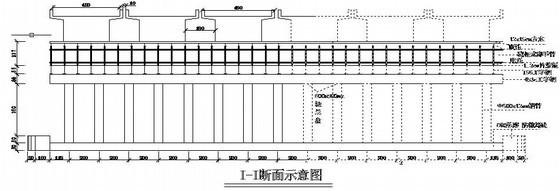 [云南]上跨公路工程连续梁保通方案
