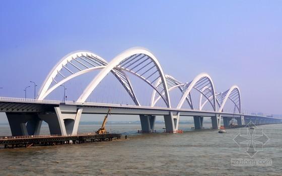 [内部资料]桥梁改建接线工程监理实施细则(大量流程图)