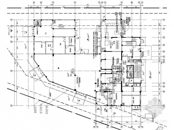 [浙江]高层住宅楼及地下室通风排烟系统设计施工图(含人防设计)