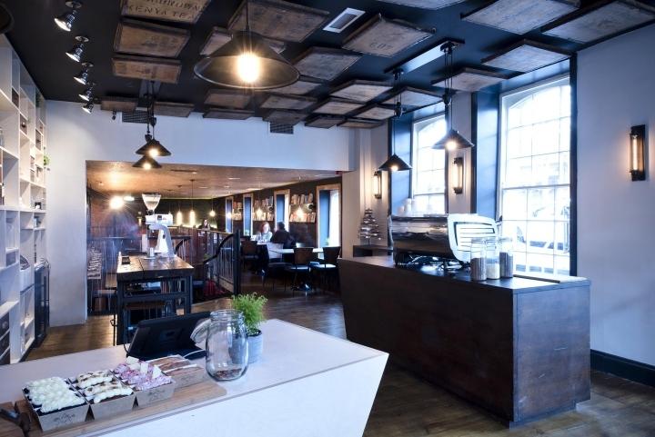 贝尔法斯特城市广场餐厅
