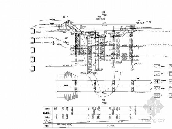 8-25m先简支后桥面连续预应力混凝土T型梁桥施工图27张