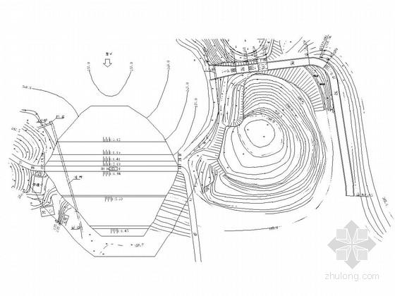[四川]水库除险加固工程初步设计施工图