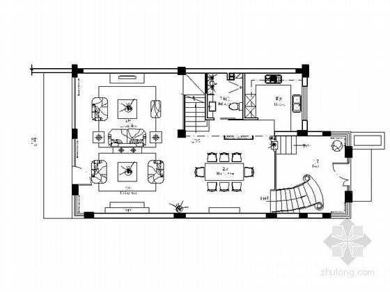 [成都]某三层别墅内样板房装修图(含实景)