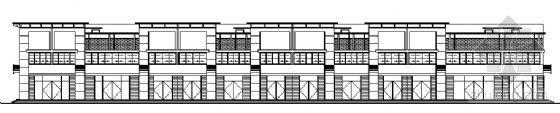 山东香港五金家居城B5块改造工程建筑施工图