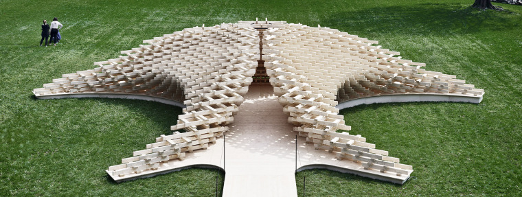 2018米兰设计周装置展实景图 (4)