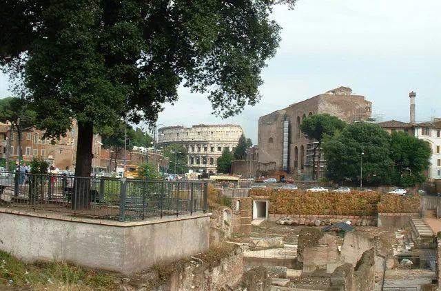 如今最豪华的洗浴会所,都比不上古罗马浴场