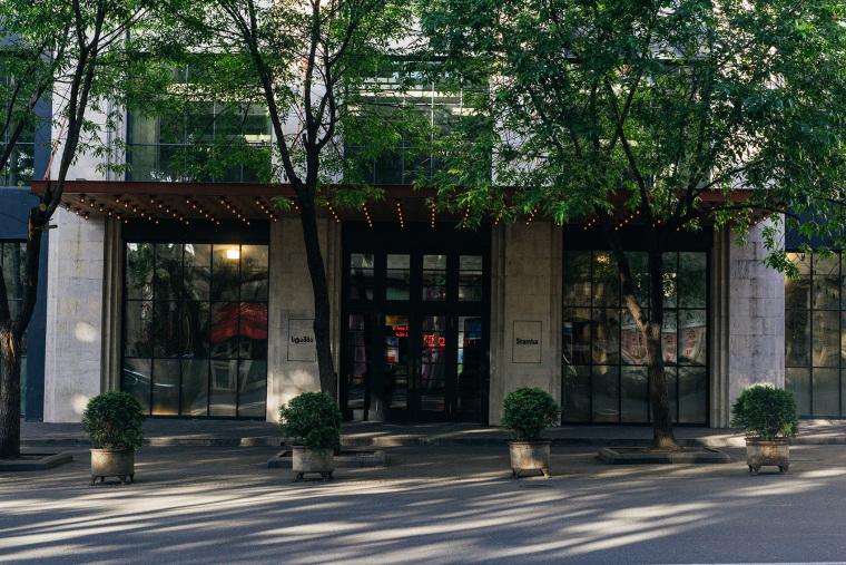 现代都市风情的Stamba酒店