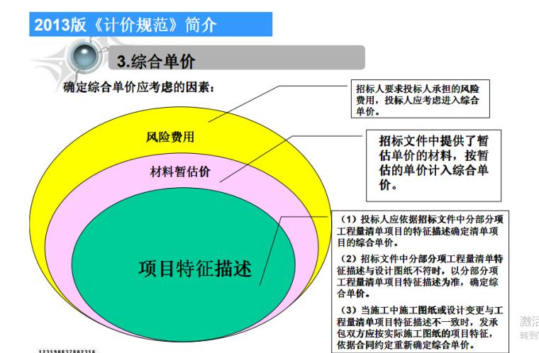 2013建设工程工程量清单计价规范详解(312页)