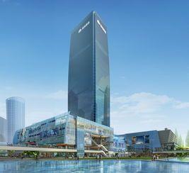 广州绿地金融中心框架-核心筒混合结构设计论文