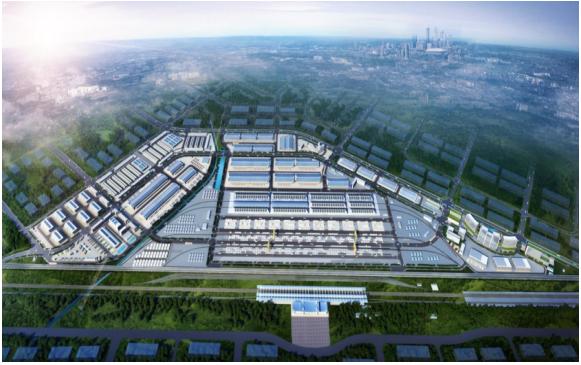 中建物流中心雨季施工方案