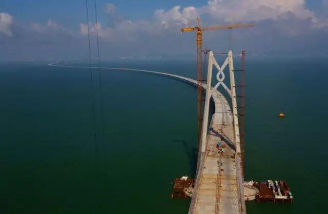 港珠澳大桥钢箱梁原来是这样建成的!_35
