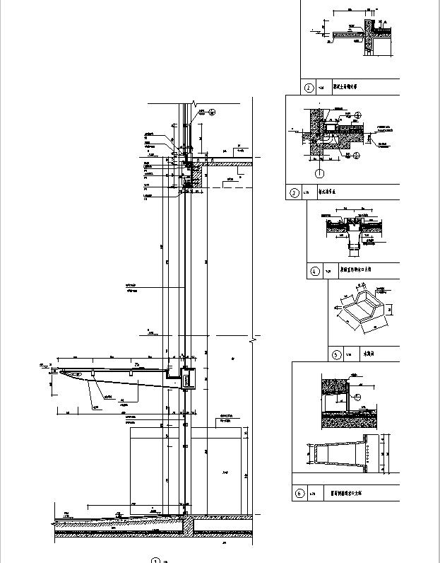 [上海]国际知名设计院办公楼最终审核图纸(16年最新)_10